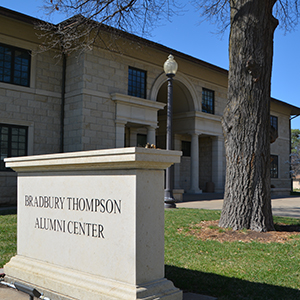 The Bradbury Thompson Alumni Center