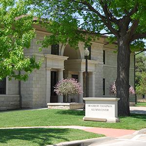 The Bradbury Thompson Alumni Center