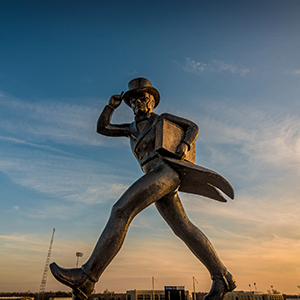 Ichabod statue
