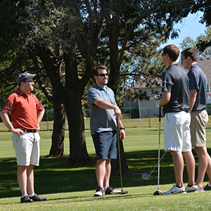 School of Law golf tournament