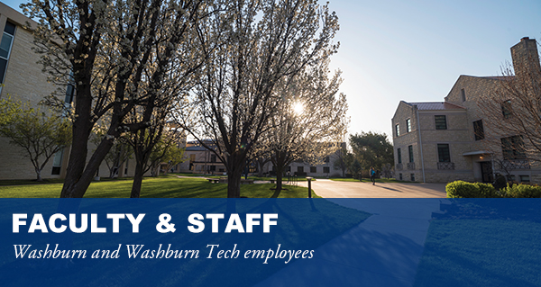 Faculty and Staff options