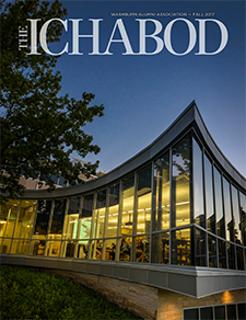 The Ichabod fall 2017 magazine cover