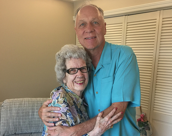 Betty Casper and Bob Chipman