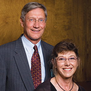 Gary and Mary Eisenbarth