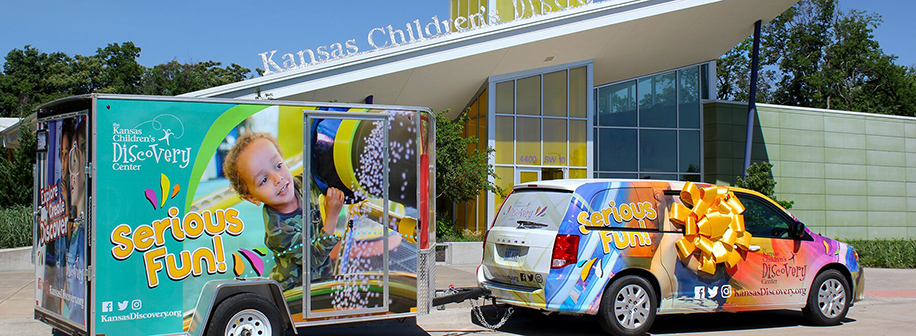 The KCDC Mobile Museum