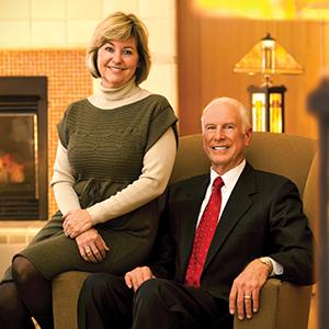 Brenda and Steve Kitchen
