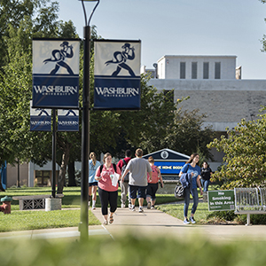 Washburn campus