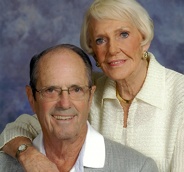 Richard and Rita Petro