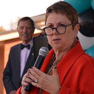 The Pine Ridge Community Health Center opens in Topeka