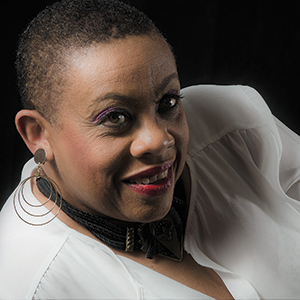 Richetta Manager, ba '75, is a world-renowned singer who performed at White Concert Hall as a Washburn student