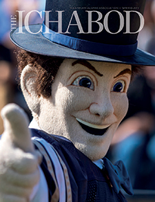 The Ichabod Spring 2016-17 Cover