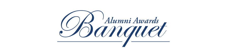 Alumni Awards Banquet