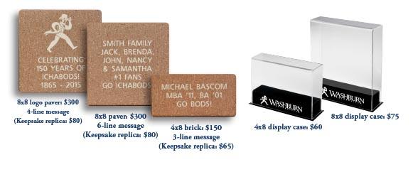 Brick options