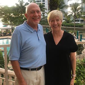 Dale and Lynn Ward