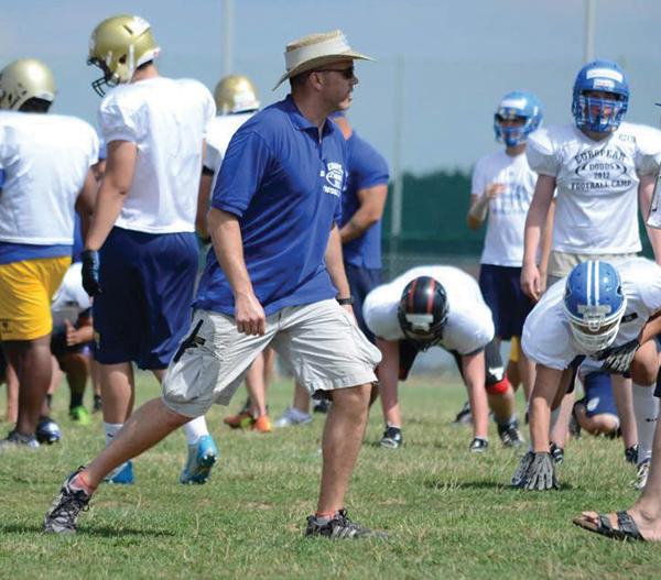 Dan Smith coaching