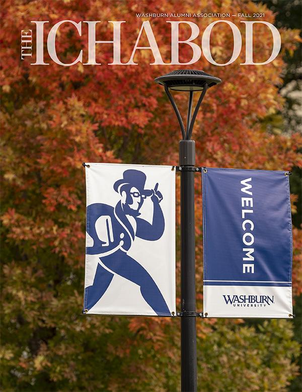 the Ichabod magazine fall 2021