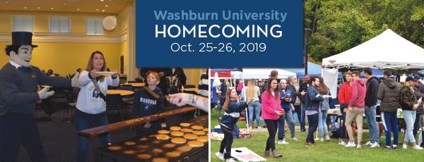 Washburn Homecoming 2019
