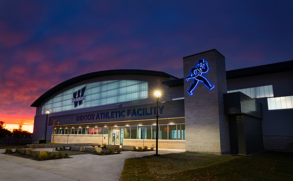Indoor Athletic Facility exterior
