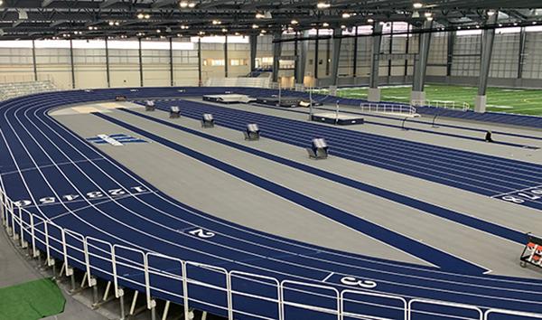 Indoor Athletic Facility interior