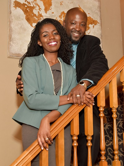 Mark and Shanelle Dupree