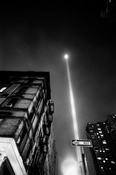 Photo of 9-11 memorial