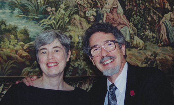 Pat and Jorge Nobo