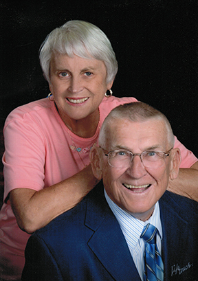 Richard and Nancy Shermoen