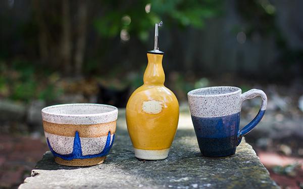 Blake Robinson Pottery