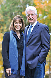 Jim and Linda Slattery