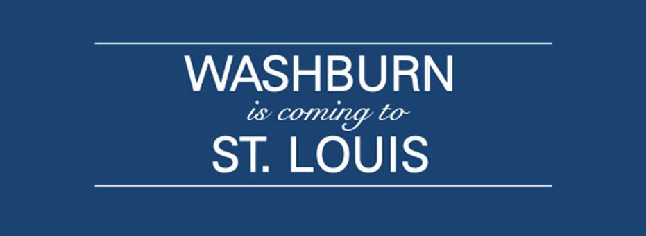 Washburn is coming to St. Louis