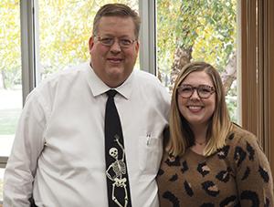 Tom Bayles and Lindsay Bayles