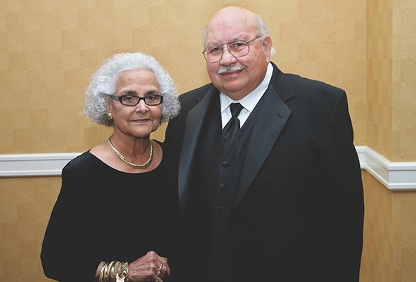 Margot and Manuel Mendoza