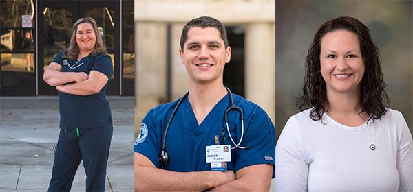 Washburn nursing graduates