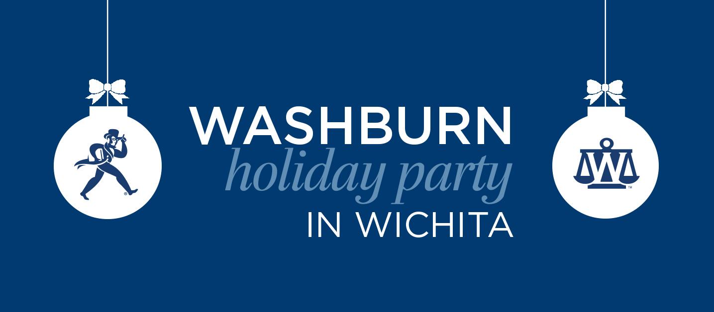 Washburn Holiday Party in Wichita