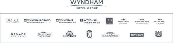 Discounts logo - Wyndham Hotels
