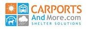 Discounts logo - Carports and More
