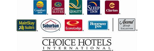 Discounts logo - Choice Hotels