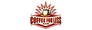 Discounts logo - Coffee for Less