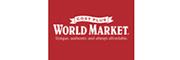Discounts logo - World Market