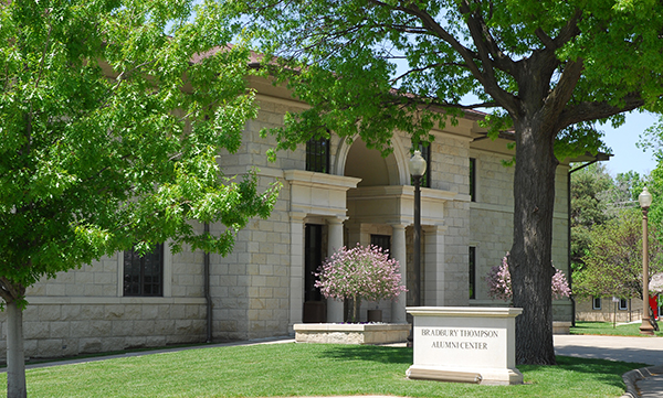 Bradbury Thompson Alumni Center