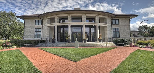 Bradbury Thompson Alumni Center