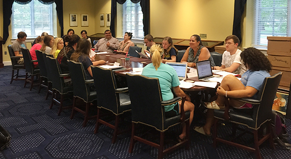 STAT Board meeting