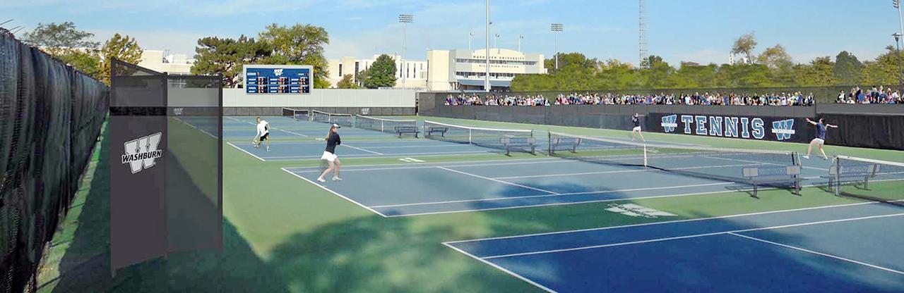 Tennis Facility Upgrade