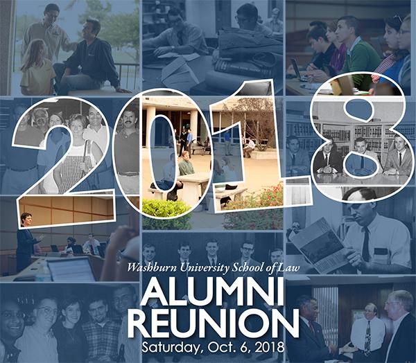 2018 School of Law Alumni Reunion - October 6