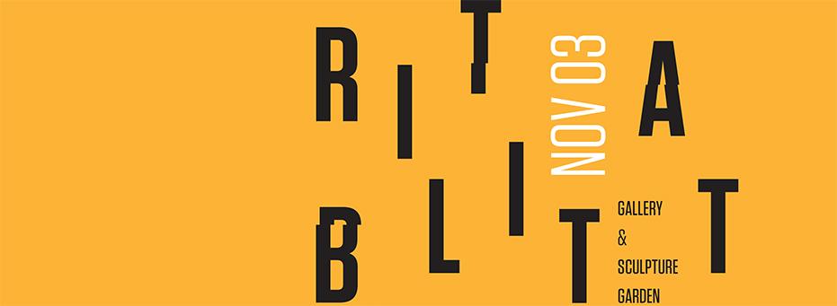 Rita Blitt November 3 gallery and sculpture garden