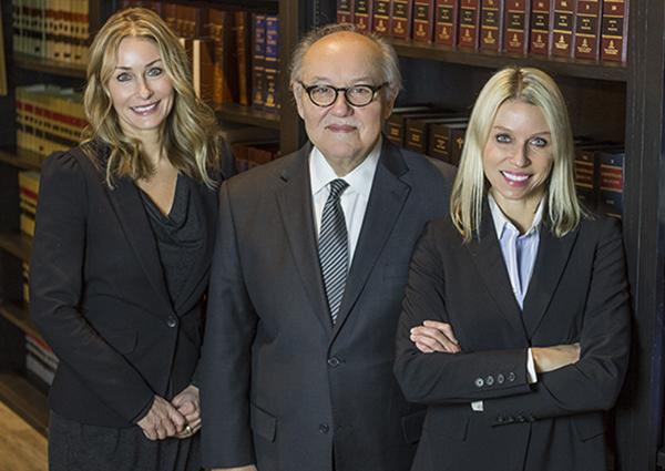 Kala, Fred and Angela Spigarelli
