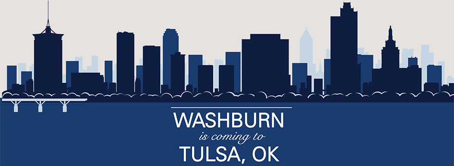 Washburn is coming to Tulsa