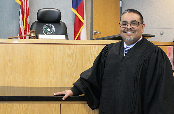 Judge Brad Urrutia