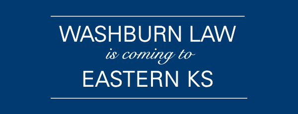 Washburn Law is coming to Lindsborg, KS